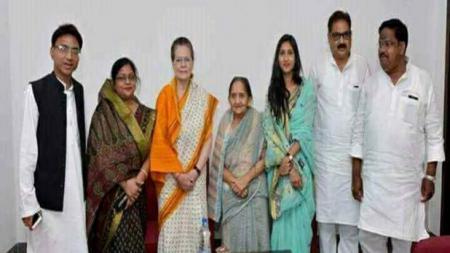 Image result for रायबरेली से विधायक अदिति सिंह